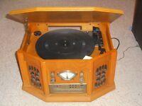 Record/Radio/Cd player