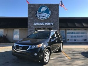 2011 Kia Sorento LOOK LX! $109.00 BI-WEEKLY+TAX!