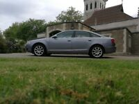 2008 Audi A6 Saloon 2.0 TDI low mileage