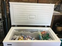 Fridgemaster A+ Rated Chest Freezer For Sale