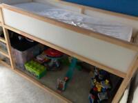 Kids IKEA (Kura) Bed