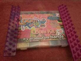 Loom Band Set with boards