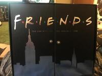 All 10 series of Friends ON DVD in presentation box