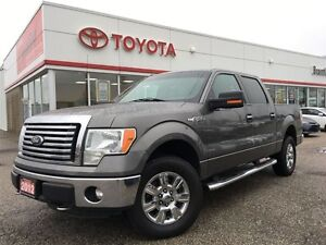 2012 Ford F-150 XTR Package, Crew Cab, Certified and E-Tested
