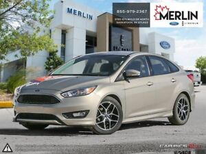2015 Ford Focus SE PST PAID