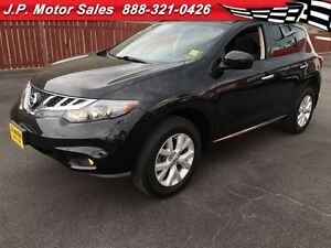 2012 Nissan Murano SV, Automatic, Panoramic Sunroof, Back Up Cam