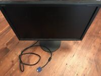 NEC Displays MultiSync EA221WMe 22 inch TFT LCD Monitor (16:10, 250 cd/m, 1000:1, 1680 x 1050, 5ms)