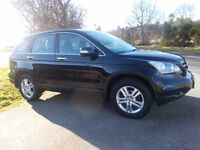 2010 10 HONDA CR-V SE 2.0 I-VTEC METALLIC BLACK