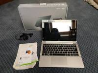 Acer switch 11 laptop tablet hybrid touch screen