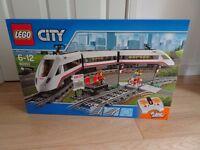 Lego City High-speed Passenger Train (60051) - New & Sealed