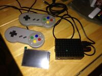 Raspberry pi retro gaming console