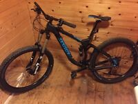 Marin Attack trail (NEED SOLD)