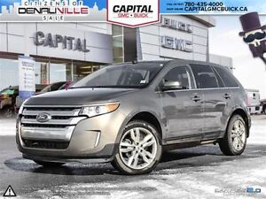 2012 Ford Edge Limited AWD SUNROOF LEATHER HEATED SEATS 124K KMS