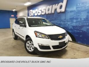 2017 CHEVROLET TRAVERSE AWD LS