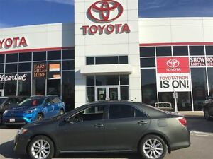2012 Toyota Camry XLE NAVIGATION