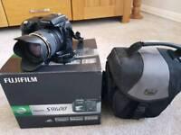 Fuji S9600 digital camera