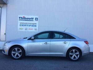 2014 CHEVROLET CRUZE LTZ TURBO