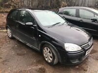 2006 06 Vauxhall corsa 1.2 sxi twin port only £240
