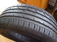 TYRE AS NEW 225/55/16 CONTINENTAL