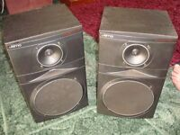 Pair of Jamo Compact 1000 Speakers (good working order)