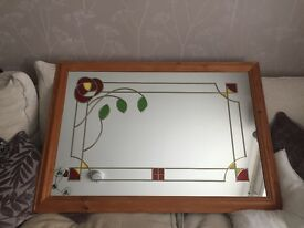 Rennie macintosh style mirror