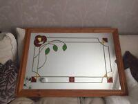 Rennie macintosh style mirror
