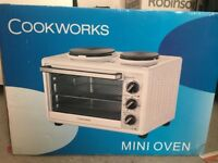 Cook works Mini oven