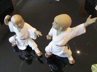 2 bhuda figures