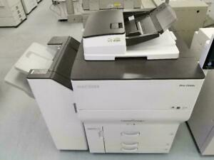 Highly productive Ricoh Pro C5100S C5100 Color Laser Production Printer Copier Scanner 65PPM printing capability
