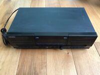 Kenwood KX-W6070 twin cassette tape deck hi-fi separate