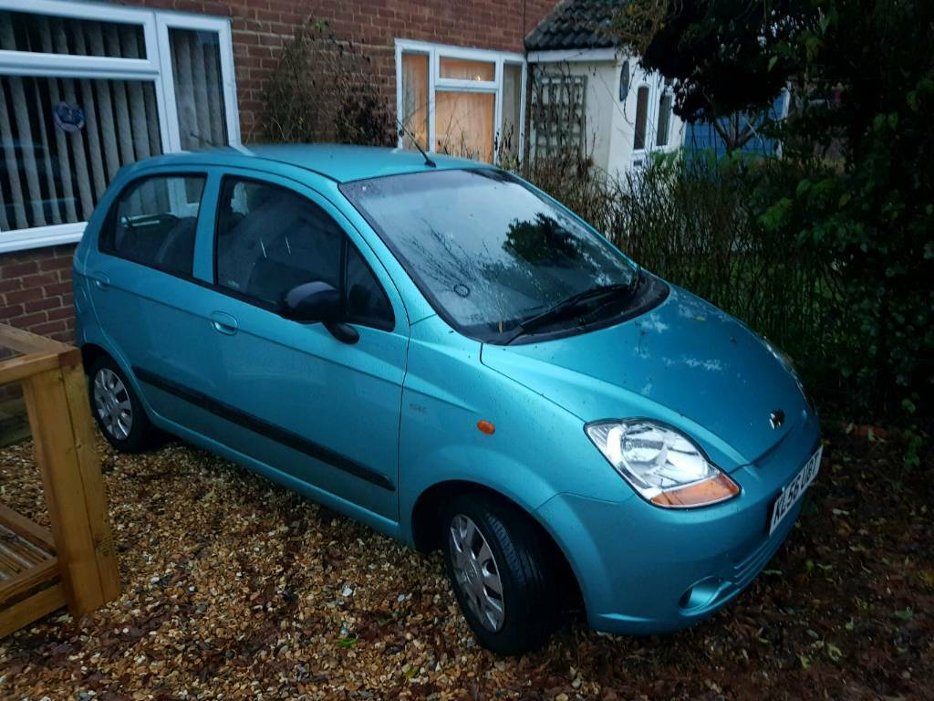 Chevrolet Matiz 09 Litre Manual In Kidlington Oxfordshire Gumtree 2009