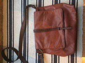 Brown Shoulder Bag - Esprit