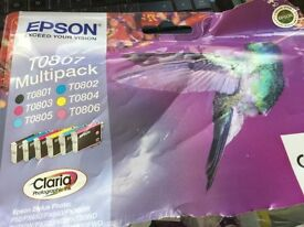 Epson Ink Cartridges various