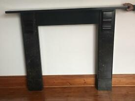 Antique Slate Fire Surround