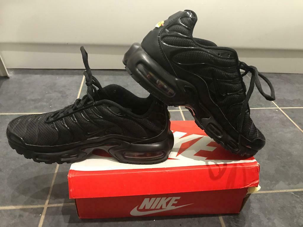 superior quality 07308 ef7ad Nike Air Max Tuned TN Trainers UK 9