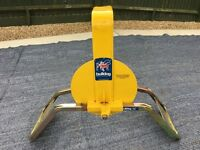 Bulldog wheelclamp