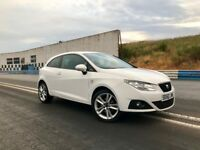 SEAT Ibiza 1.6 TDI CR Sport SportCoupe 3dr - High Spec! Perfect Condition! Offers Welcome!