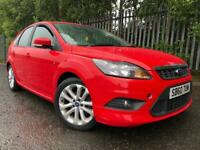 Ford Focus Zetec S 1.6 Diesel Years Mot No Advisorys Cheap To Run And Insure £30 Road Tax !