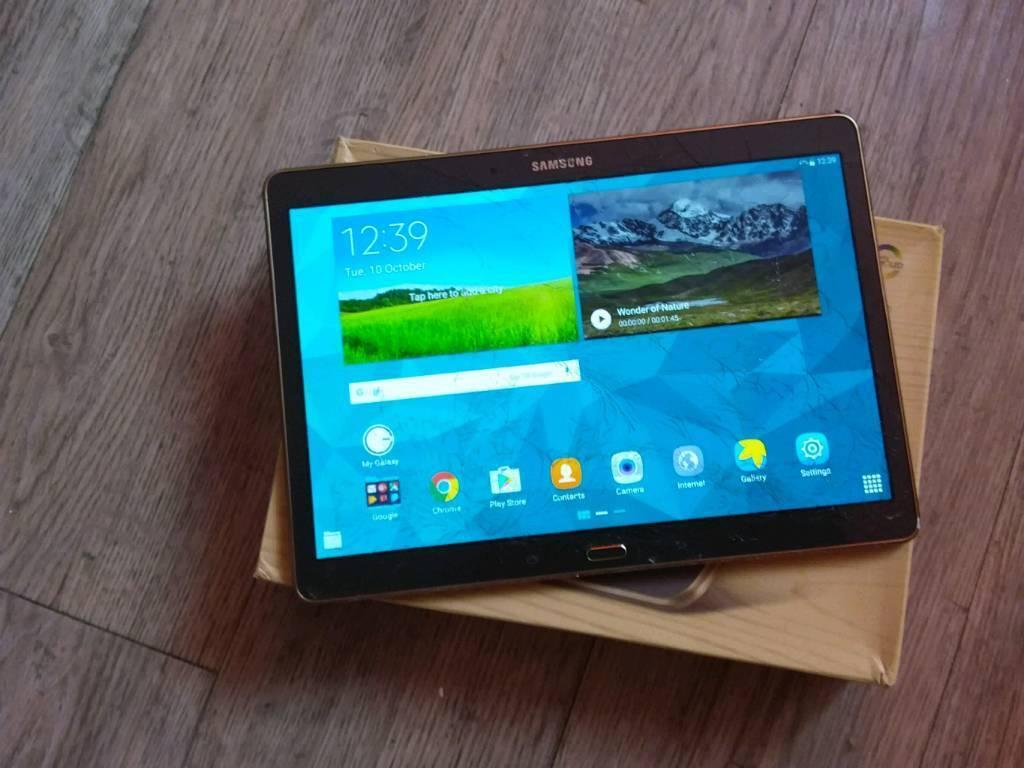 Samsung Galaxy tab s 10.5 (t-800)