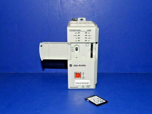 Allen Bradley 1769-L33ER /A Processor CompactLogix