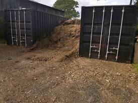 Storage containers for rental
