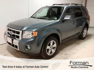 2012 Ford Escape Limited - Heated Seats | Bluetooth| Remote S...