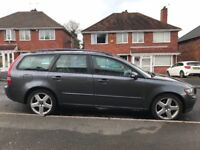 Volvo V50 Estate, 2.0D, 6 speed, 50+ MPG, FSH, Heated leathers, Really clean & 100% reliable car