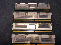 512MB x 4 server memory sticks from HP Proliant server