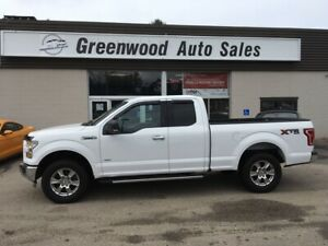 2016 Ford F-150 XLT BACKUP CAM! POWER SEAT! TOW PAK!