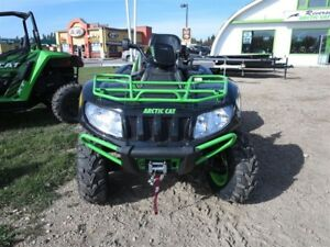2016 Arctic Cat TRV 700 Special Edition