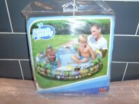NEW PADDLING POOL BY BEST WAY