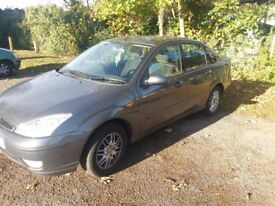 Grey Ford Focus 1.6. Greenford, Middlesex