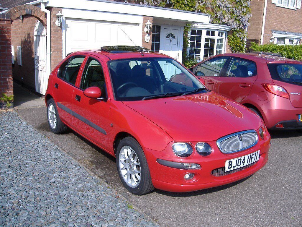 Low Mileage 2004 Rover 25 1.6i L 5 door hatchback