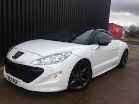 2011 Peugeot RCZ 1.6 THP GT 2dr 2 Keys, Service History, Low Mileage High Spec Finance Available